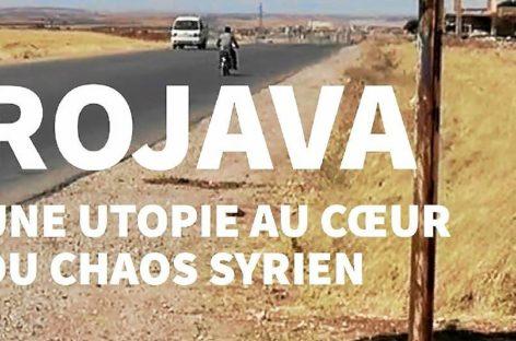 [CONFERENCE] co-organisée avec France Libertés : Le municipalisme libertaire au Rojava (Syrie), une source d'inspiration ?