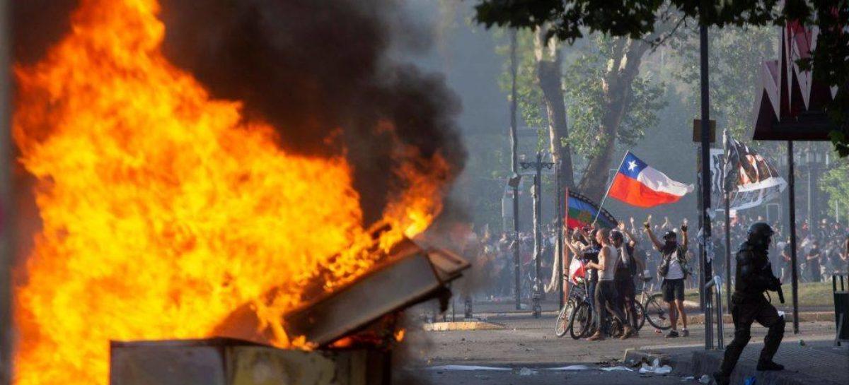 [CONFÉRENCE] L'Amérique latine joue-t-elle avec le feu ?