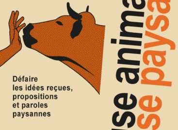 « Cause animale, cause paysanne » aux éditions Utopia